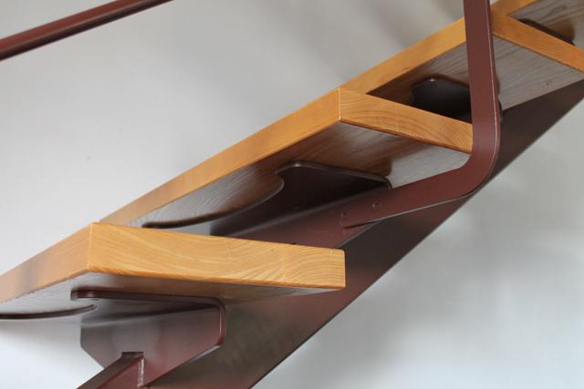 La escalera pensada laescalerapensada - Como fabricar escaleras de madera ...